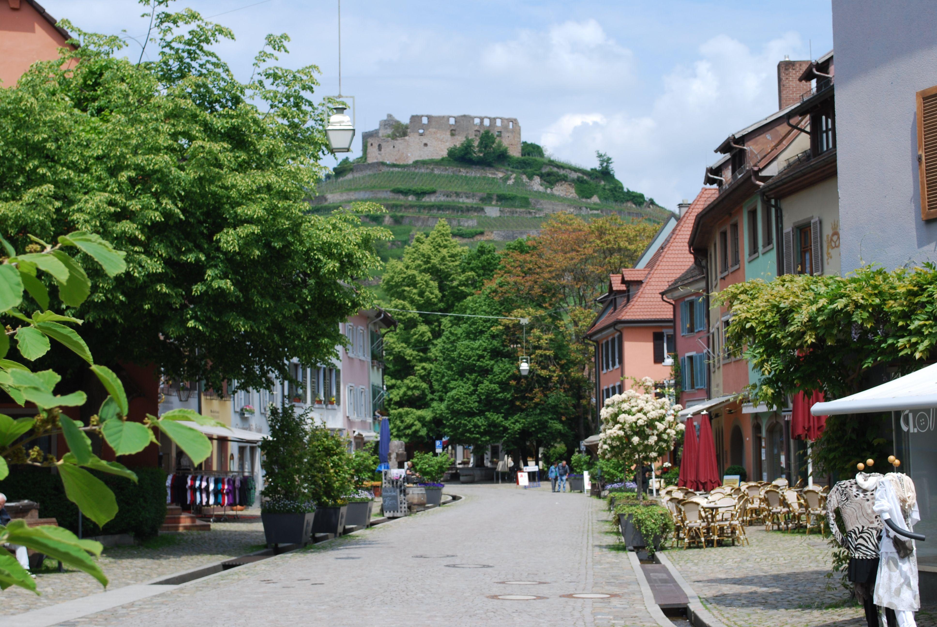 Lady aus Staufen im Breisgau