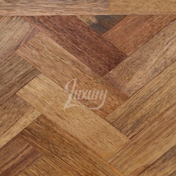 70mm X 230mm Natural Unfinished Solid Merbau Parquet Wood Flooring