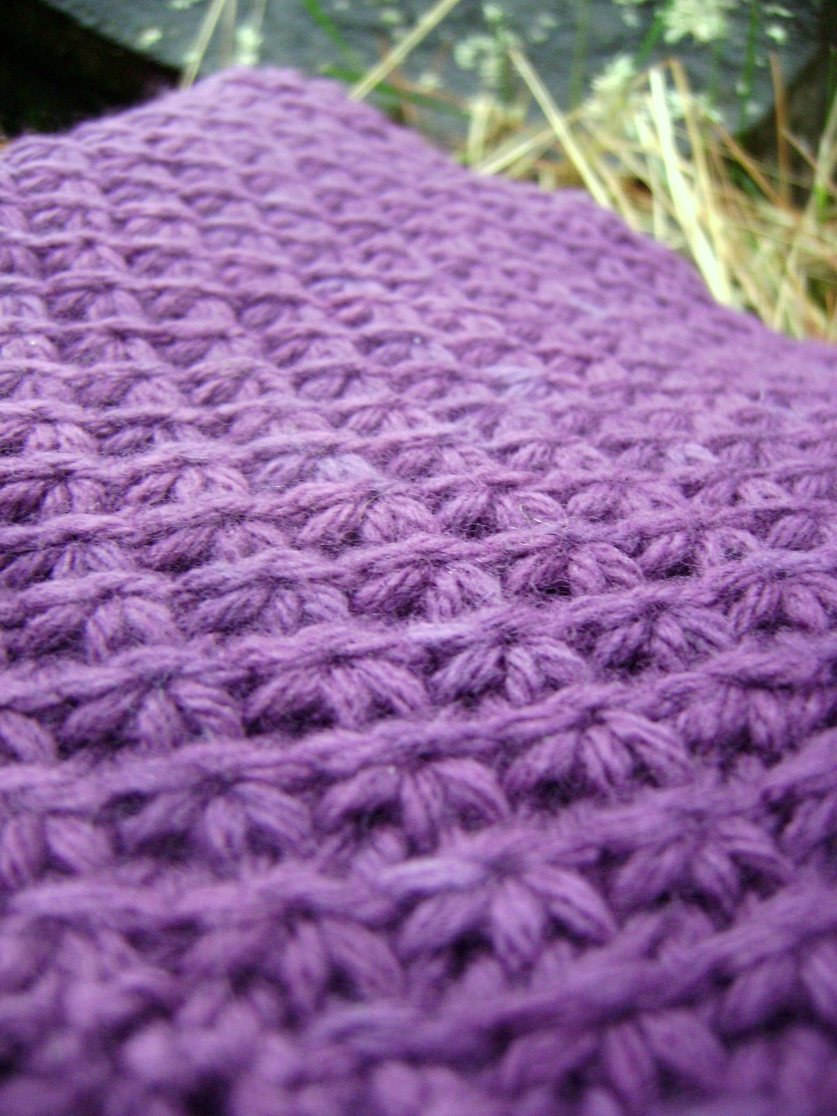 Daisy Stitch Cowl Topsimages