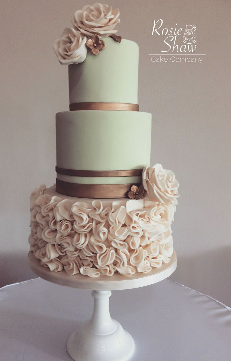 90  Showstopping Wedding Cake Ideas For Any Season   Cakes ...