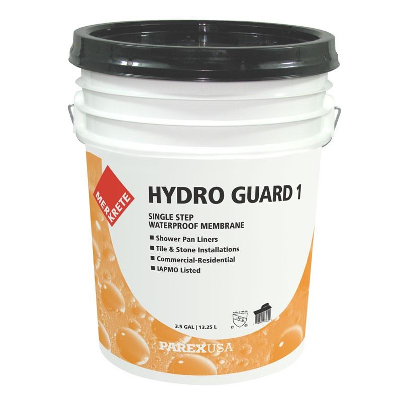 Merkrete Hydro Guard 1 Waterproofing Membrane 3 1 2 Gallon With
