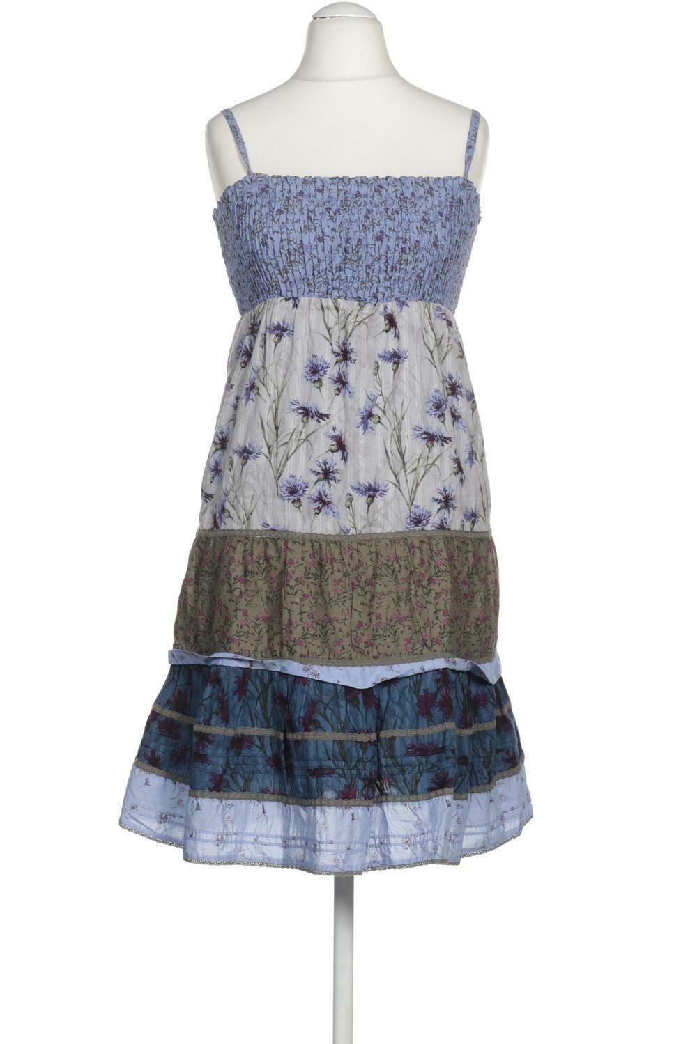 MEXX Kleid Damen Dress Damenkleid Gr. DE 17 Baumwolle lila