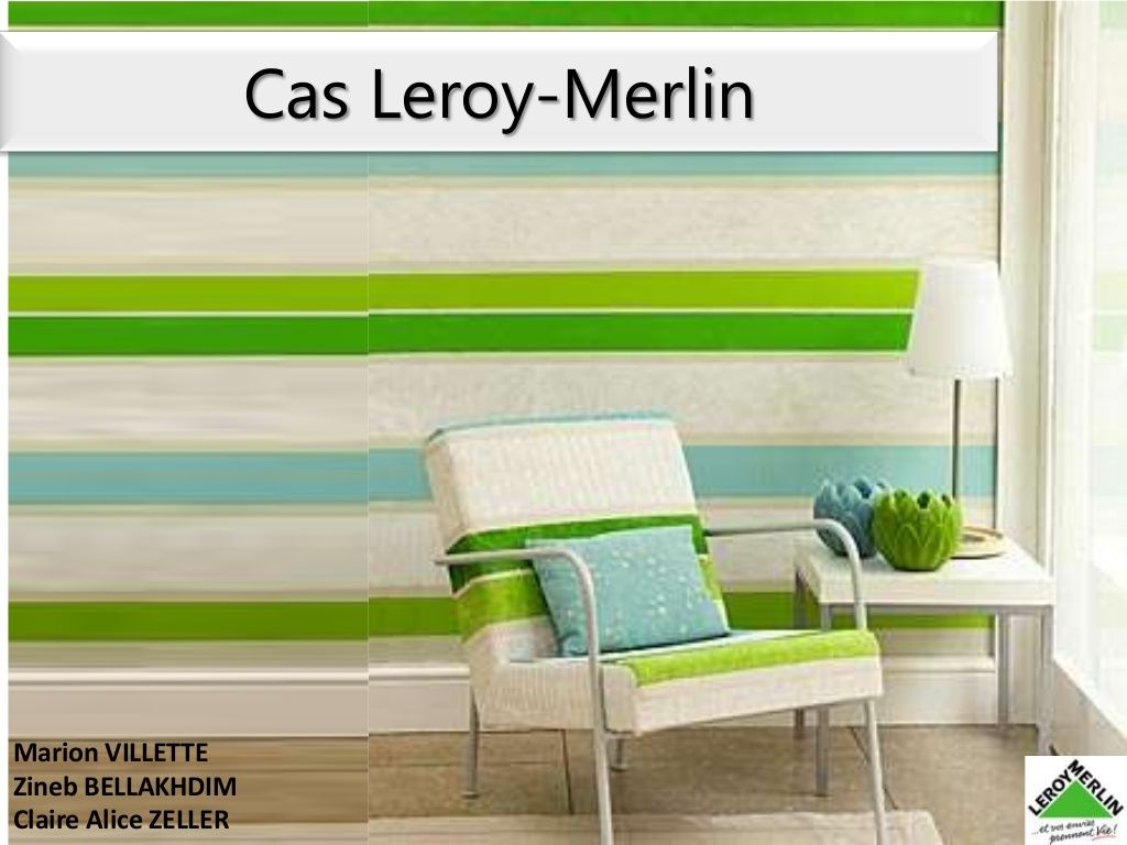 Salle De Bain Slide Share ~ crm leroy merlin by marion villette via slideshare leroy merlin