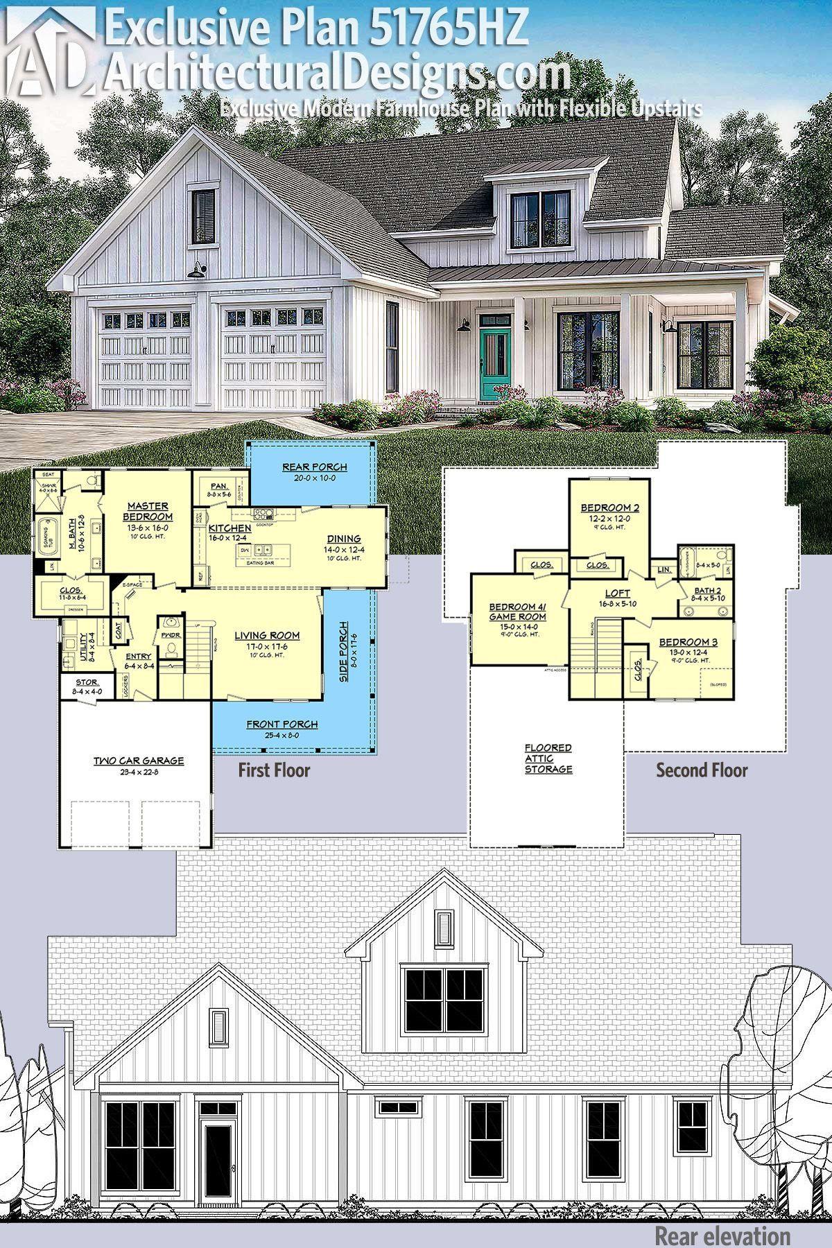 New Modern Farmhouse Plans With Basement Furniture Design Basement House Plans House Plans Farmhouse Modern Farmhouse Plans