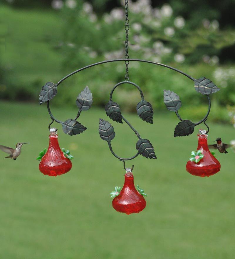 solar hummingbird feeder mobile hummingbird feeder with