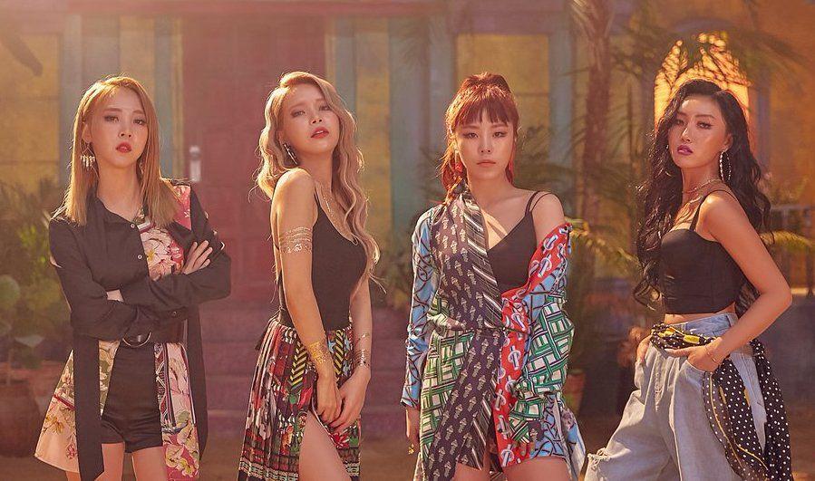 Ask K Pop Mamamoo Is Getting Ready To Take Over Jtbc S Idol Room Mamamoo Mamamoo Moonbyul Mamamoo Kpop