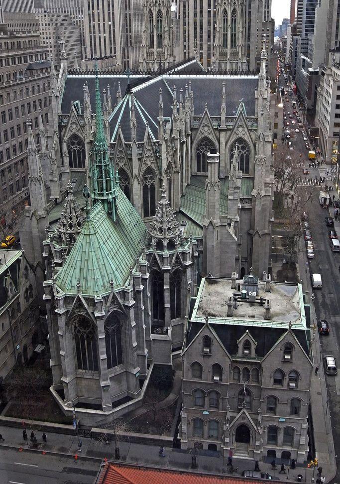 saint patrick 39 s new york city new york ny cath drale glise et basilique. Black Bedroom Furniture Sets. Home Design Ideas