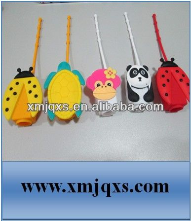 3d Animal Silicone Hand Sanitizer Holder Silicone Hand Sanitizer
