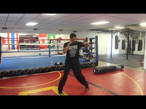The Six Punches of the Boxing Numbering System - Coach King
