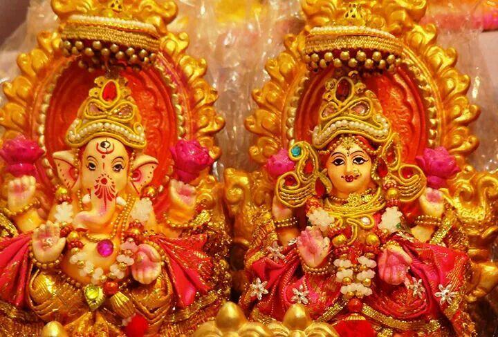 Happy Dhanteras   Diwali decoration lights, Diwali decorations at home,  Diwali
