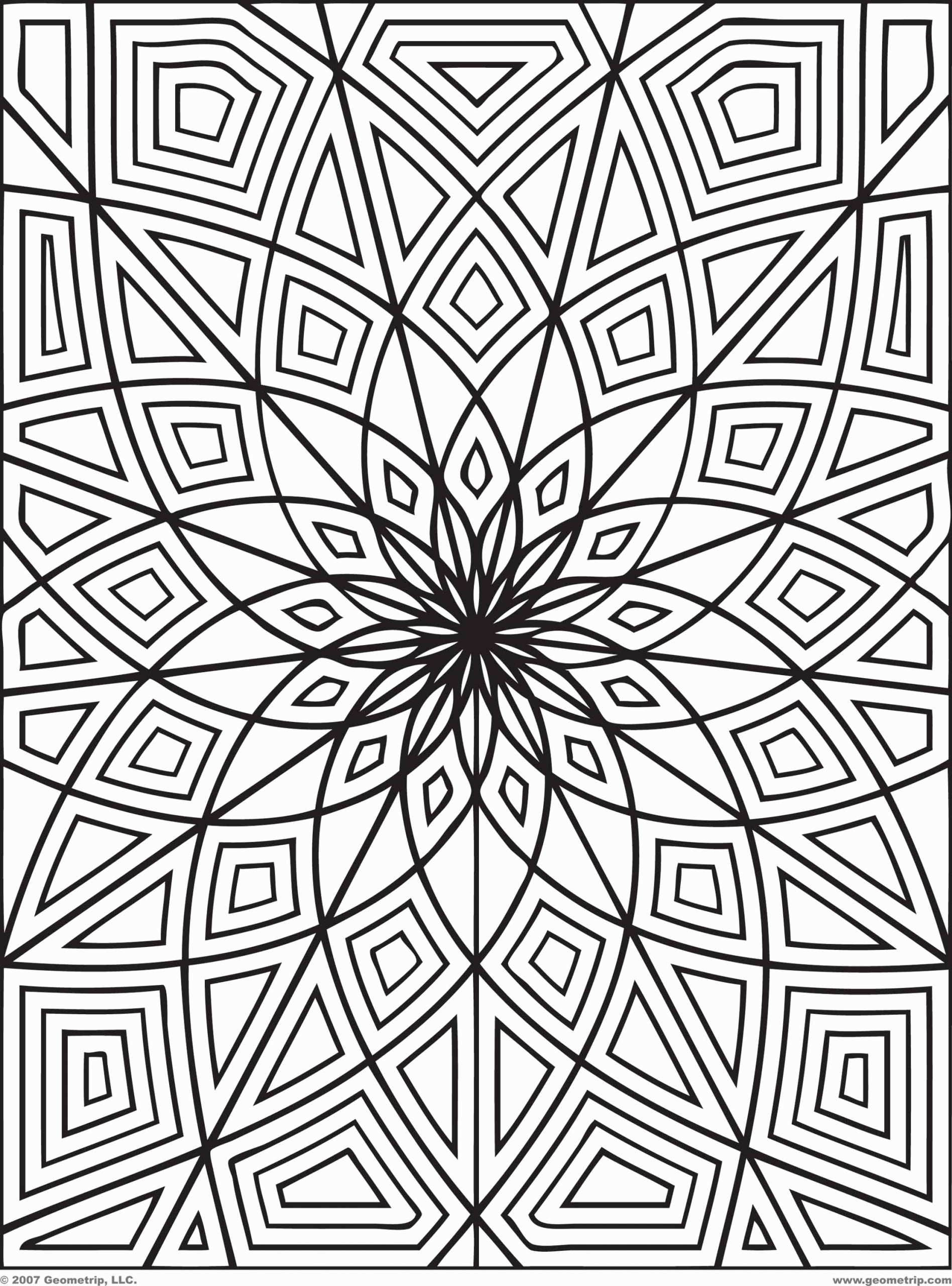 Middle School Coloring Pages : middle, school, coloring, pages, Detailed, Coloring, Pages, Geometric, Pages,, Abstract