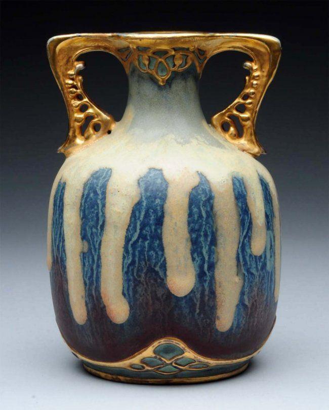 Amphora Ceramic Austrian Vase Pottery Pinterest Pottery