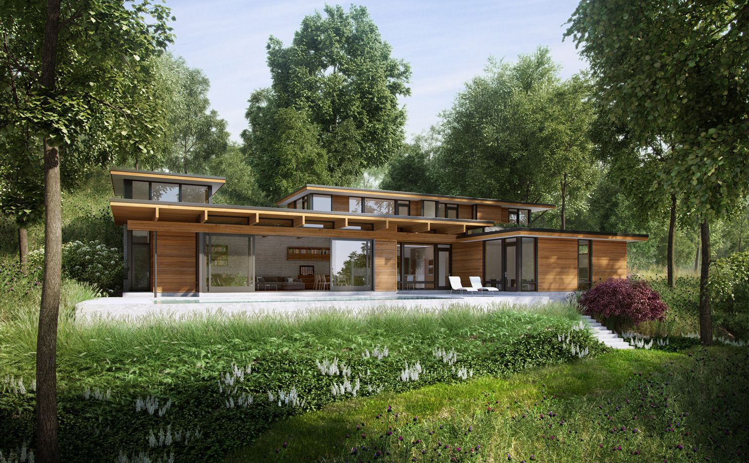 Axiom 3250 - Turkel Design 4 Bedrooms Office Family
