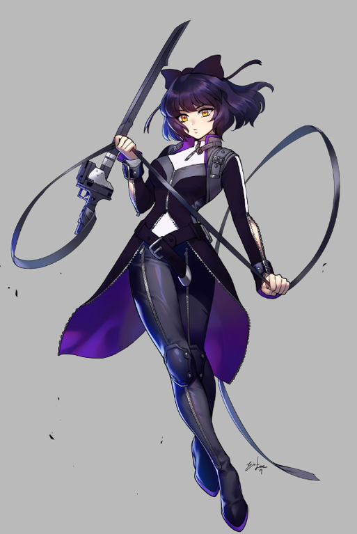 so, i made an edit of blake's new outfit! (again