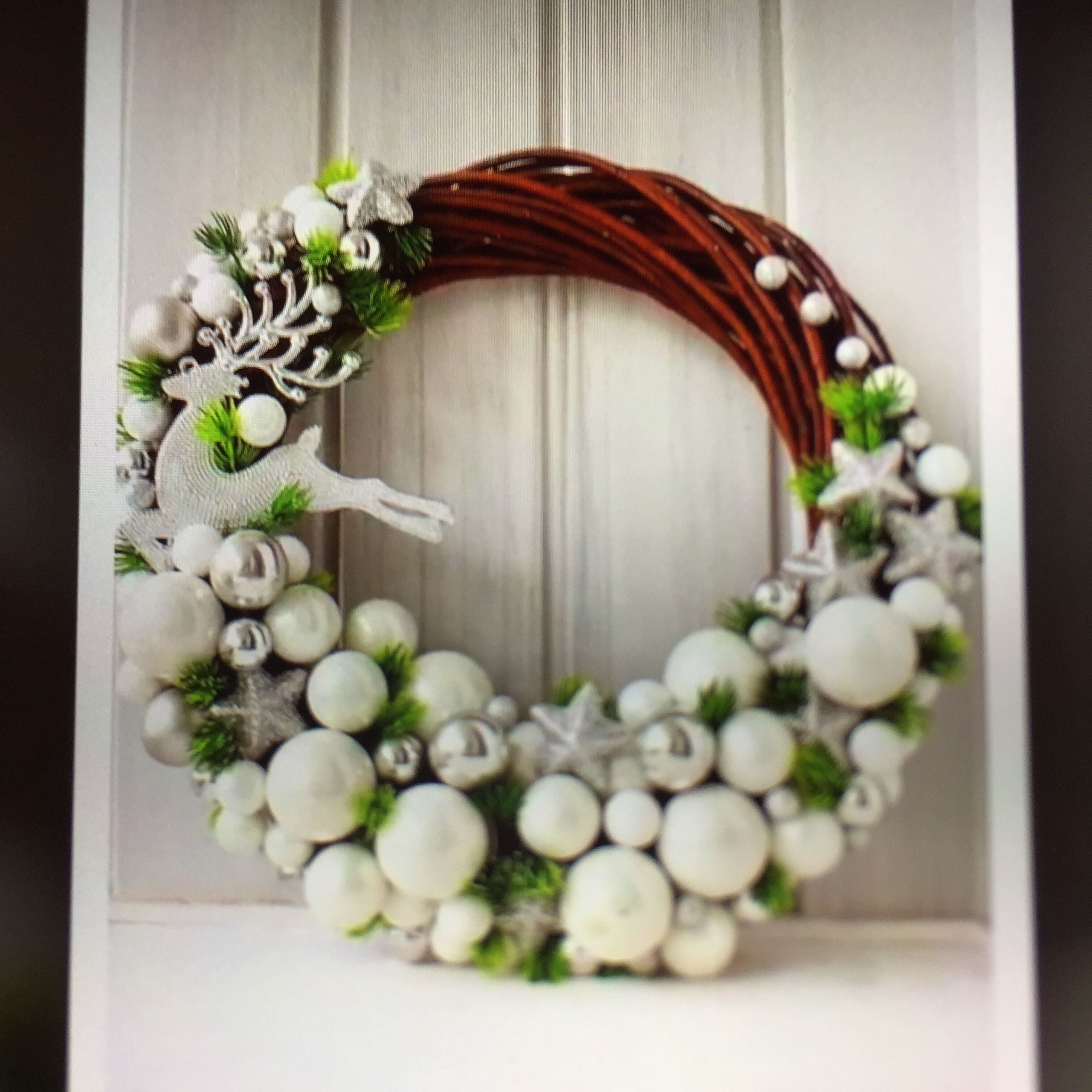 Pin by GiuGen on Crafts Christmas Wreaths Ghirlande