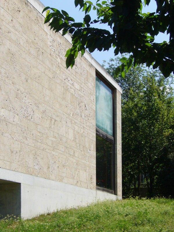 Elderly Housing Project - peter zumthor - Chur - switzerland ...