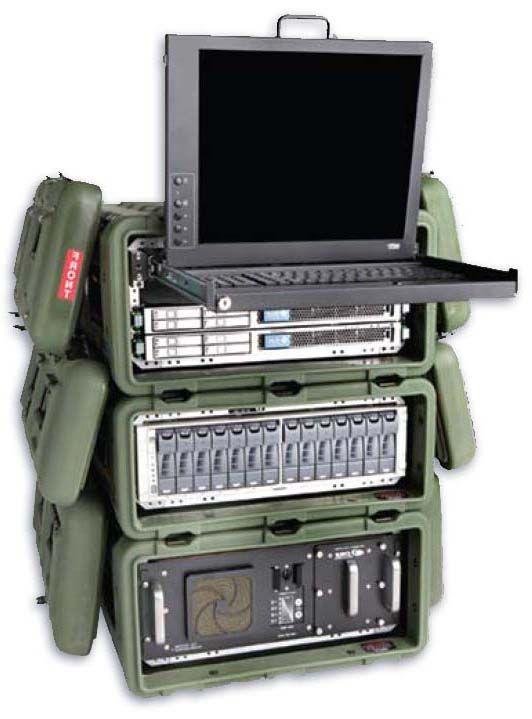 Hardigg Mac Rack Case