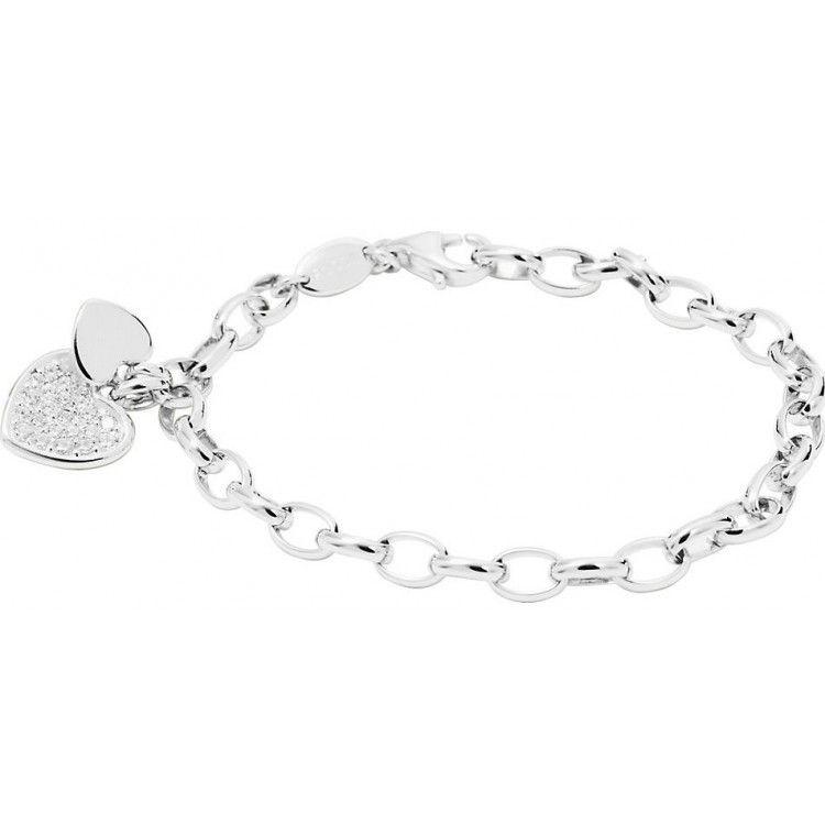Fossil Sterling Silver - JFS00195040 Armbänder in silber für Damen. Gratis  Lieferung und bestellen per Rechnung! d22a7165d0