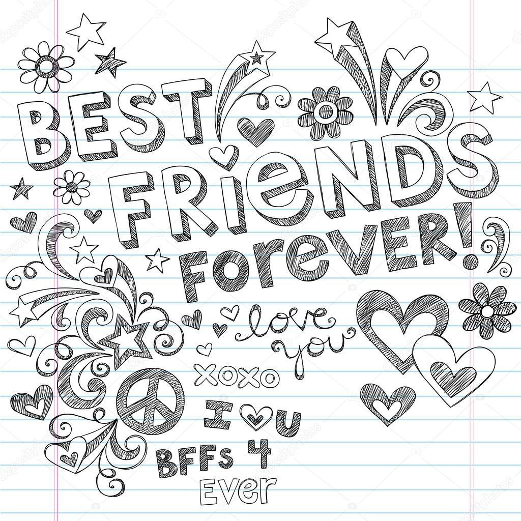 Descargar - Mejores amigos para siempre bff regreso a la escuela ...