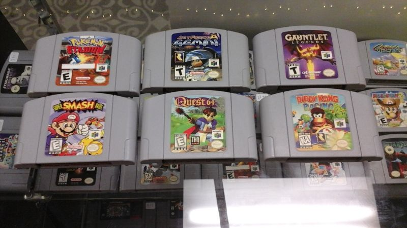 Pokemon Stadium For Nintendo 64 With Images Pokemon Stadium