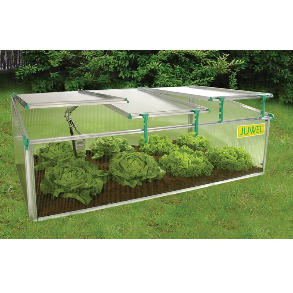 Juwel BioStar Premium Cold Frame Greenhouse - Easy to assemble and a ...
