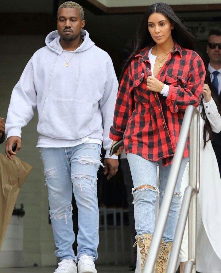 Kanyewest Kimkardashian Yeezy Kanye West Style Kim Kardashian Style Kim Kardashian Kanye West