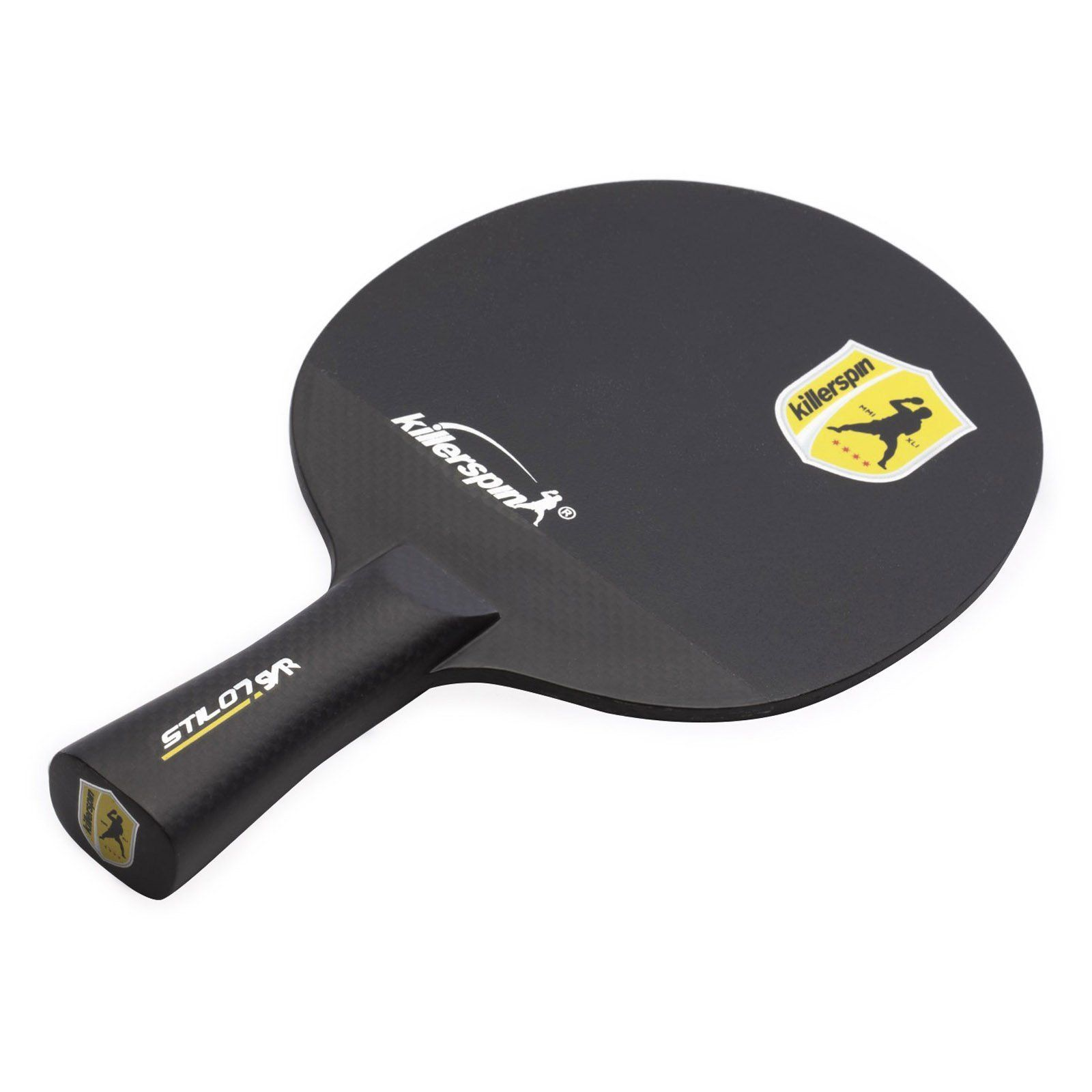 Spin 100 Stilo7 Svr Rtg Premium Table Tennis Racket And Custom