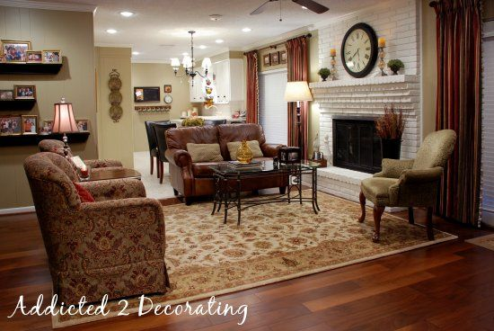 How To Paint A Brick Fireplace Brick Fireplace Home