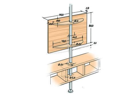 die besten 25 tv wand drehbar ideen auf pinterest tvs tv wand rustikal und wandgestaltung um. Black Bedroom Furniture Sets. Home Design Ideas