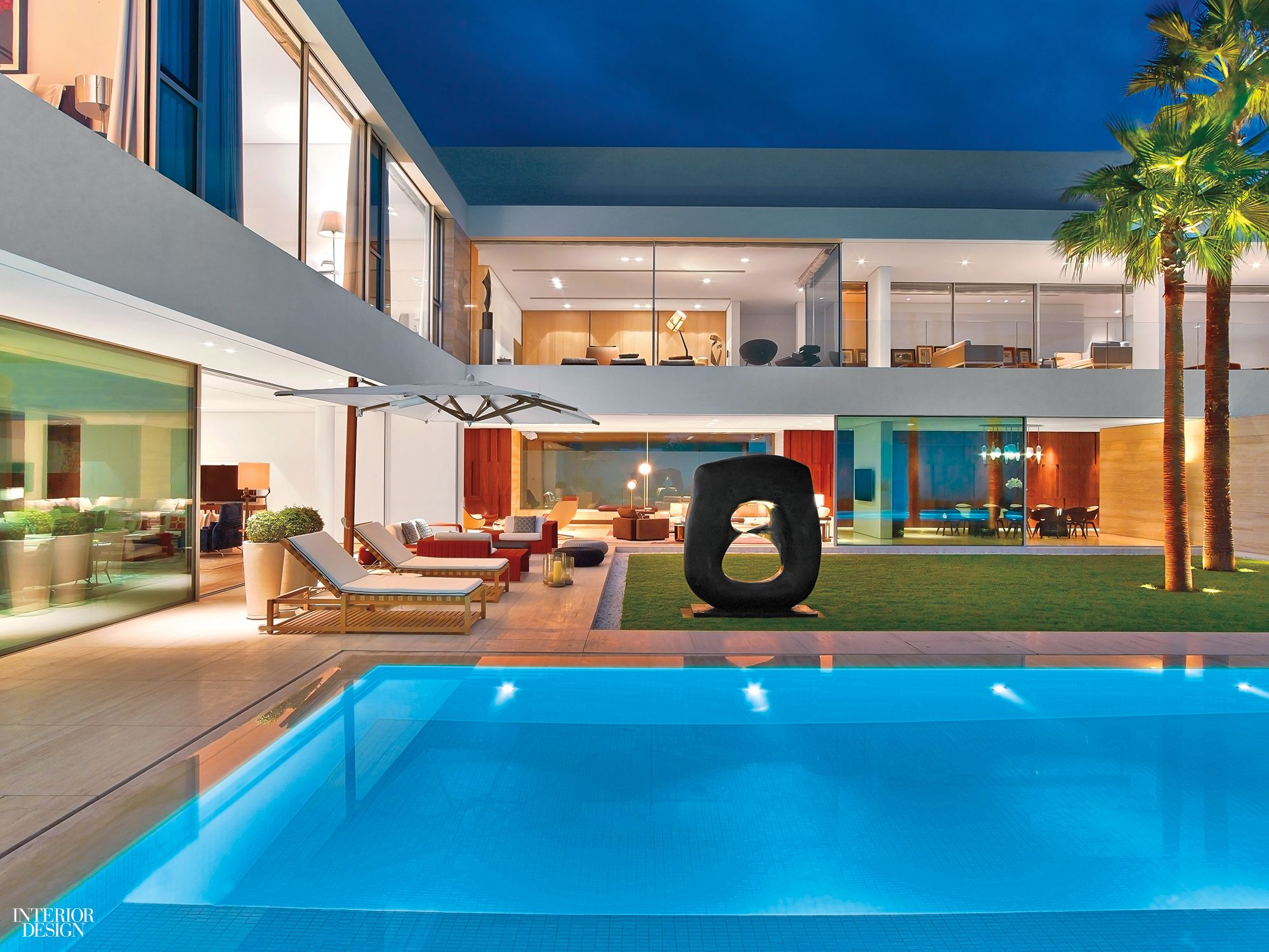 15 Incredible Pools From Around The World Bungalow Design Architecture House Residential