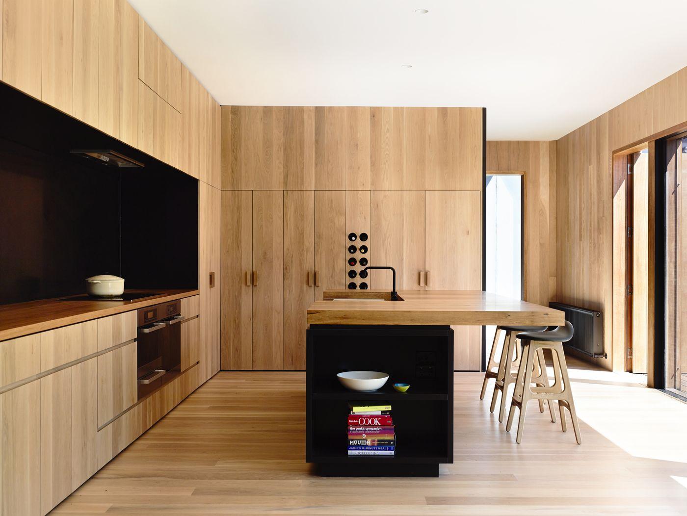 East West House Kitchen Interior Home Kitchens Kitchen Design