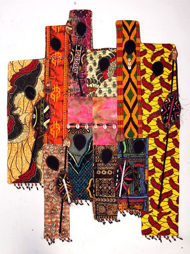 Home Hobbyist Julius Bremer Is A Man Of Colorful Quilts African