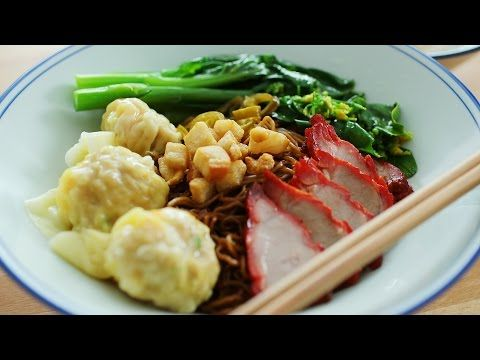 Wanton mee the meatmen your local cooking channel wanton mee the meatmen your local cooking channel forumfinder Images