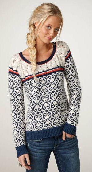 Norweger Pullover Und Jacken