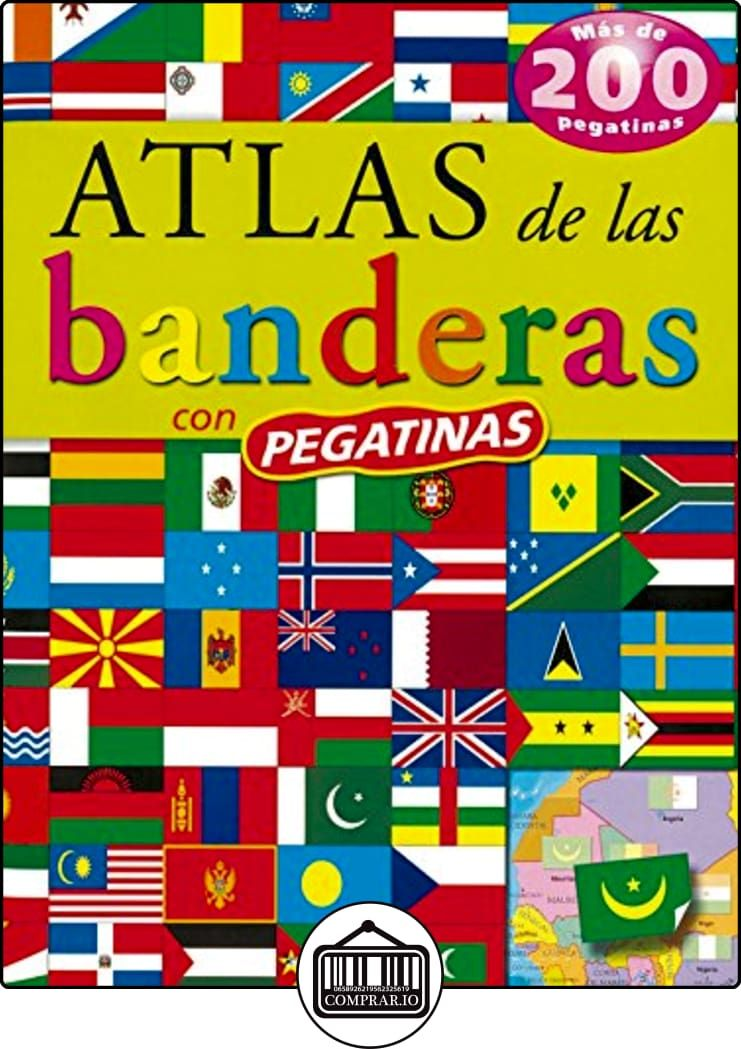 Atlas De Las Banderas (Pegatinas) (Atlas De Animales Con