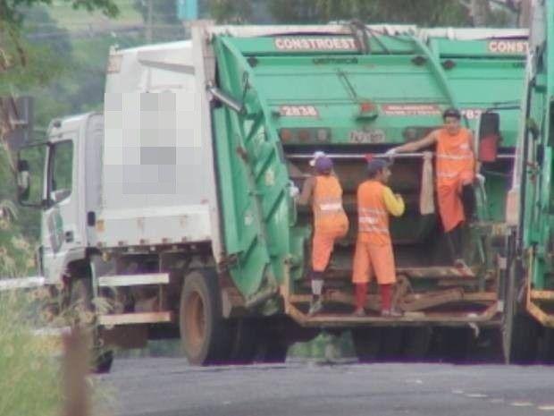 Juiz derruba interdição e coleta de lixo é retomada no noroeste paulista +http://brml.co/1bAHTeq