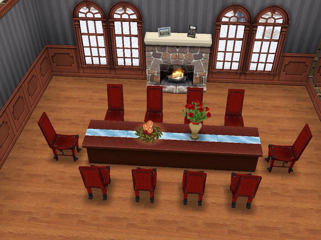 My Dining Room Add Me On The Game Center XBeckyPandax