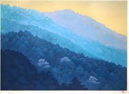 東山魁夷の版画がお安くお求め出来ます。