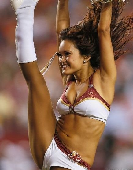 Go To Bing Commicrosoft Com: Cheerleader Fails Are The Reasons Why We Go To Games. Aren