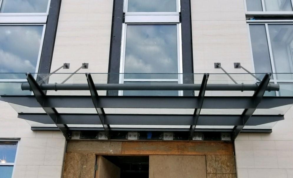 Gallery Extruded Aluminum Canopy Aluminum Frame Custom Canopy Systems Over Deck In 2020 Extruded Aluminum Canopy