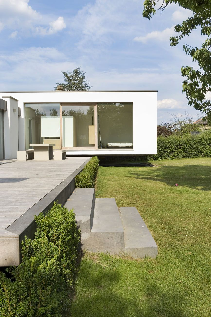 Maison moderne cube | archi | Pinterest | Belgium, Arch and House