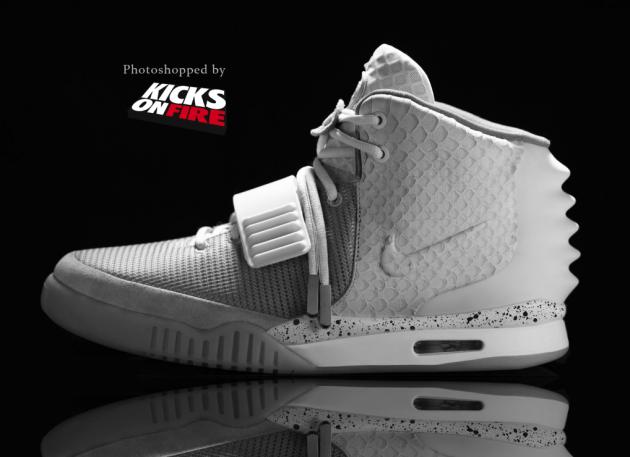 Nike Air Yeezy 2: