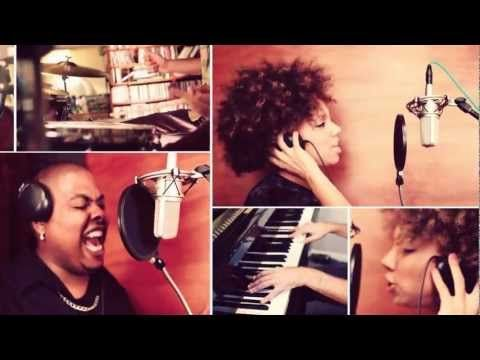 Adele - Rolling in the Deep Cover Mashup w/ Gnarls Barkley - Crazy (Adryon, Octavius, and Toe Knee)
