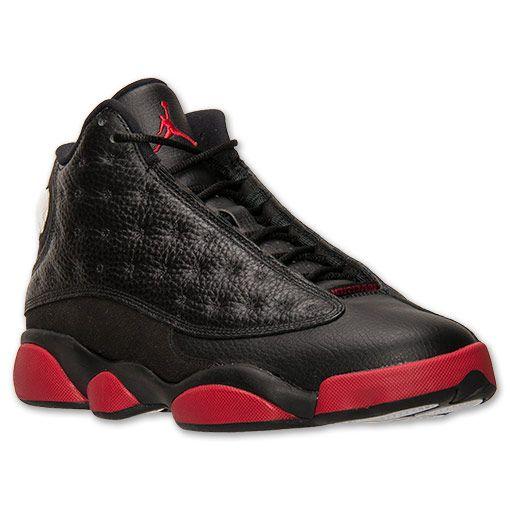 Men's Air Jordan Retro 13 Basketball Shoes   Jordans retro 13, Red ...