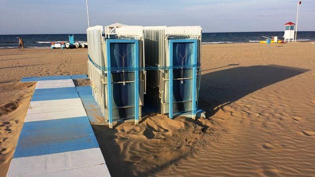 Fine Giornata The End Of The Day Sera Tramonto Spiaggia