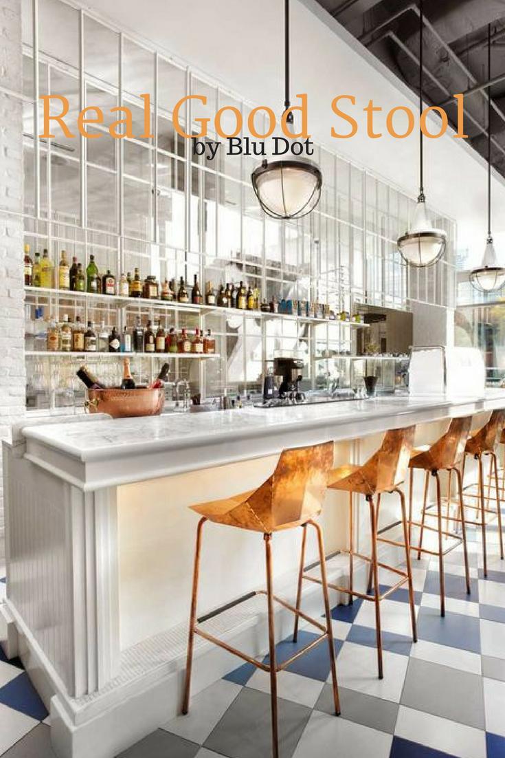 Real Good Counterstool By Blu Dot Cafe Interior Design Cafe Design Bar Design Restaurant