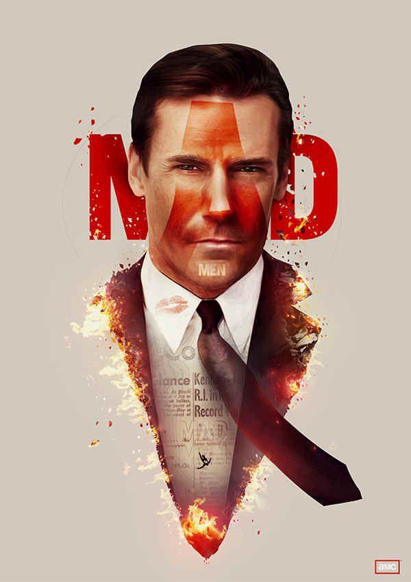 Posters serie de televisión