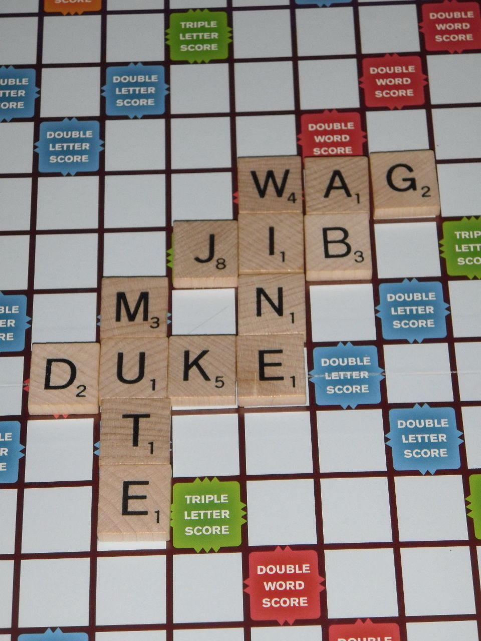 How to Get a High Score in Scrabble Scrabble words