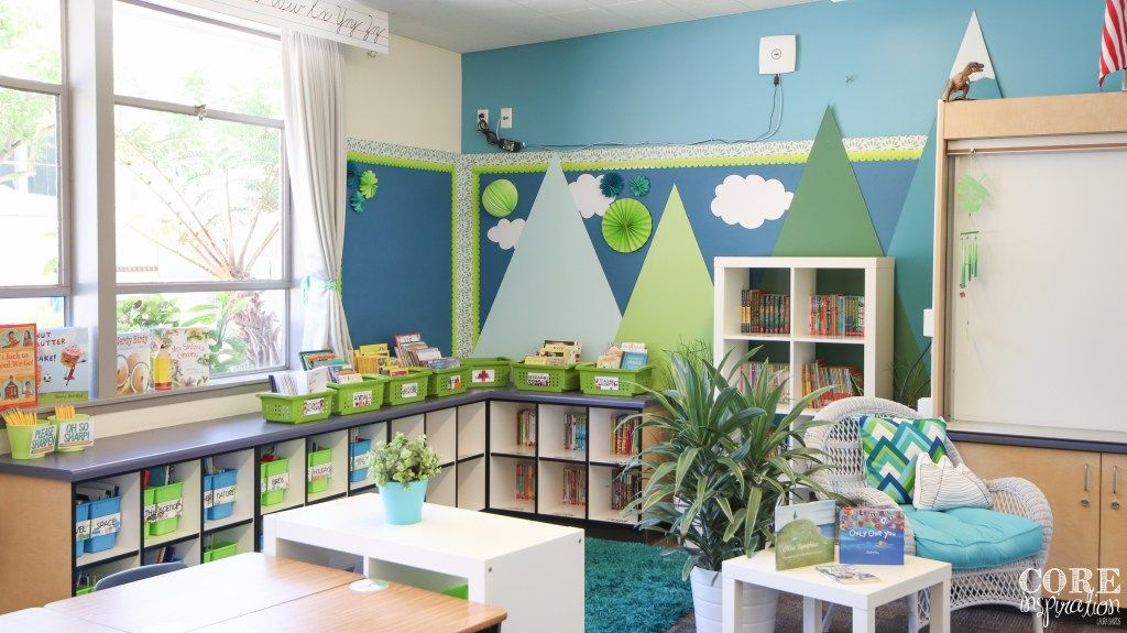 Six Steps To An Organized Classroom Library #elementaryclassroomdecor