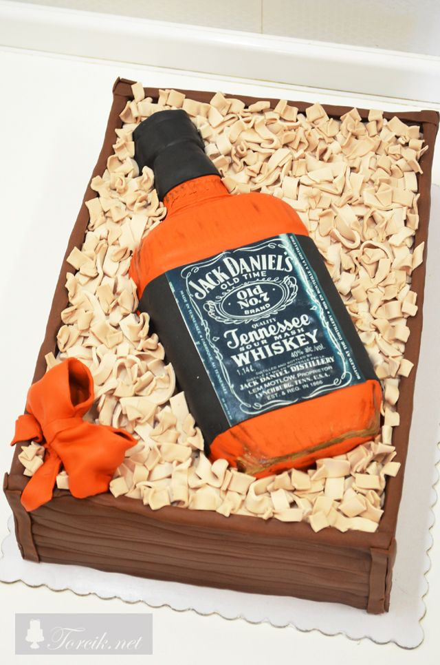 FinishedProduct Surprise in the cake Jack Daniels Cake from Baked